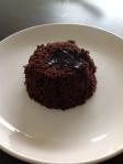 Quick Chocolate Lavacake