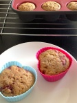 Scrumptious Strawberry-Lemon Muffins
