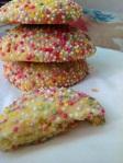 Granny's Rainbow SprinkleCookies
