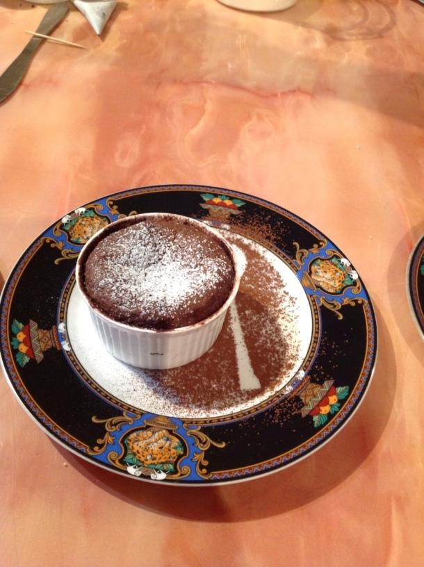chocolate pudding 1