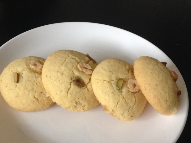 Eat your cookies!