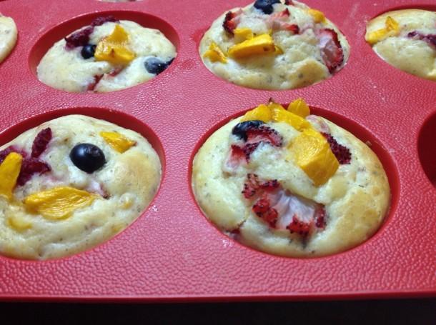 mango muffins 3