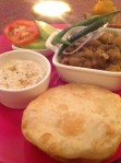 Bhature: Indian Bread