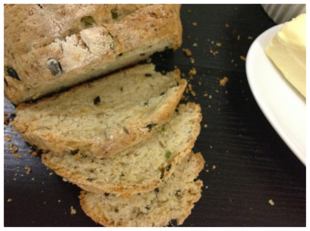 My wholesome soda bread